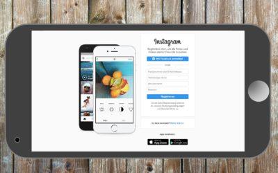 Instagram für Hotels, Gastronomie, Einzelhandel in Bayern