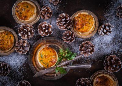 Kürbis Speck Muffins