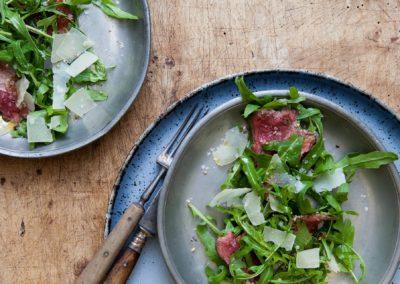 Salat - frisch und knackig