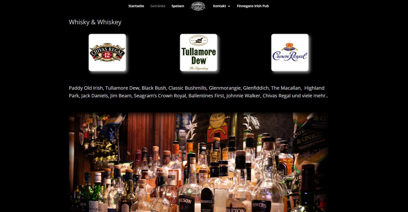 O\'Sheas Irish Pub - Homepage Bayern-online