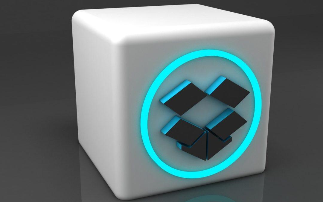 Zwei-Faktor-Authentifizierung bei Dropbox